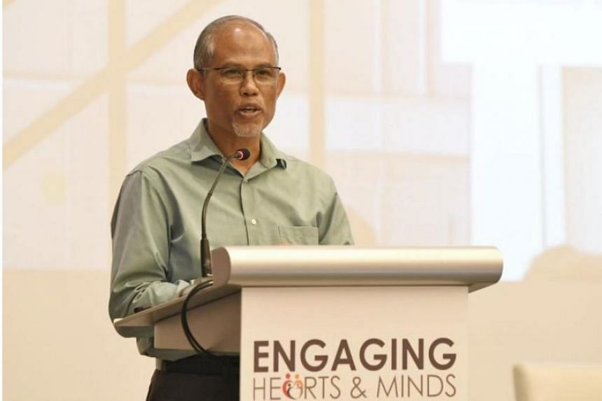 Minister-in-charge of Muslim Affairs Masagos Zulkifli emphasised the importance of upstream work and early intervention so that potential problems can be identified.