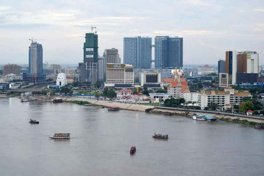 Cambodia put on money-laundering watchlist in move that may curtail