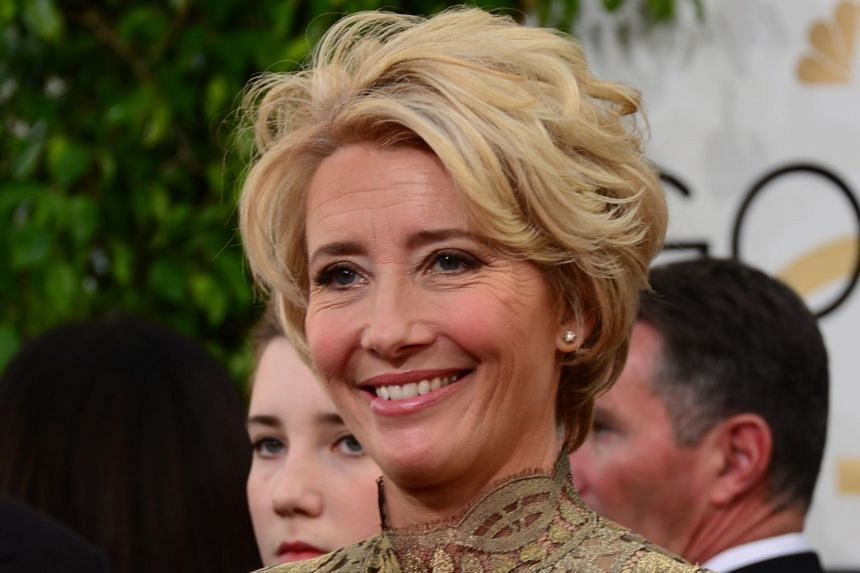 """Actress Emma Thompson has left Skydance Animation film Luck over """"concerns about working with Lasseter""""."""