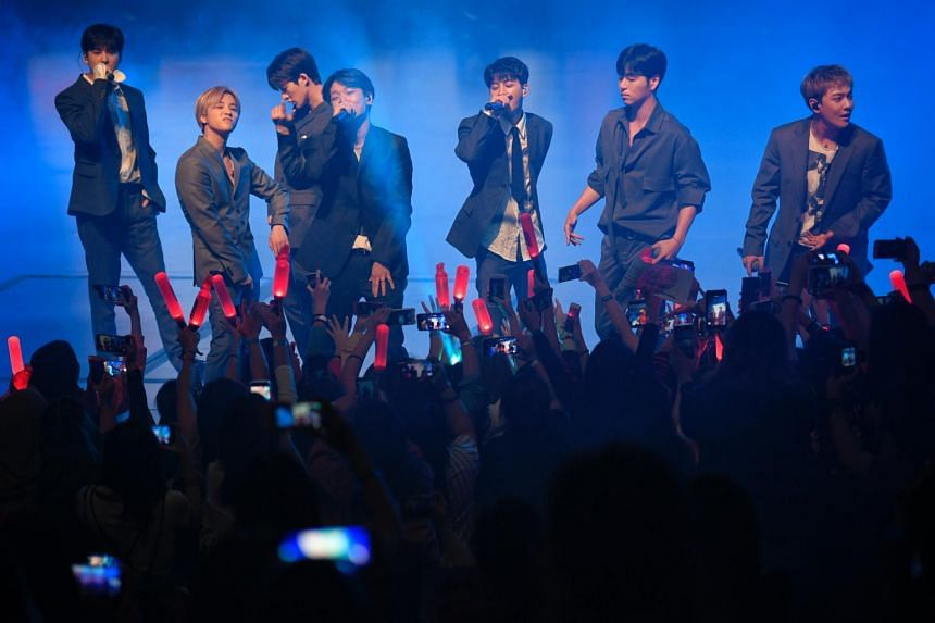 South Korean boyband iKON was in town as part of Samsung's Unleash Next Gen Bold event, where the latest Galaxy S10 and S10+ smartphones were unveiled.