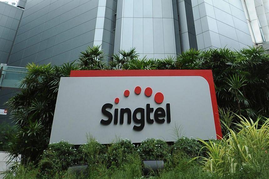 The call was made between Singtel engineers in Singapore and Optus engineers in Australia.