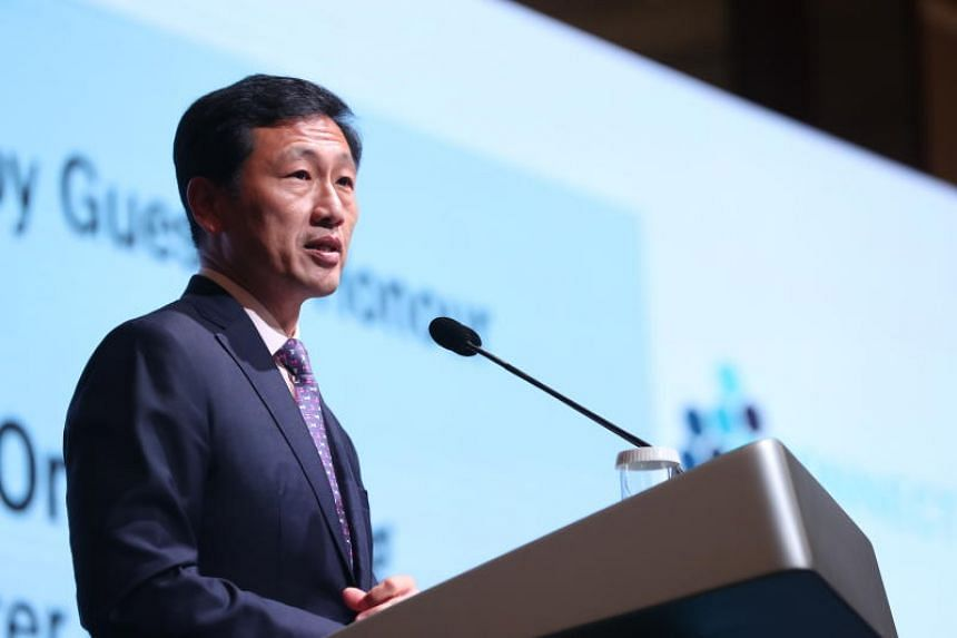 Education Minister Ong Ye Kung said Singapore should be seen as a tapestry, where individual cultures are woven together.