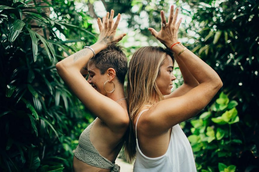 One such holiday is a women-only mindful surf camp in Bali held by a company called Be Kind Retreats, a six-day programme where participants take part in surfing and yoga lessons.