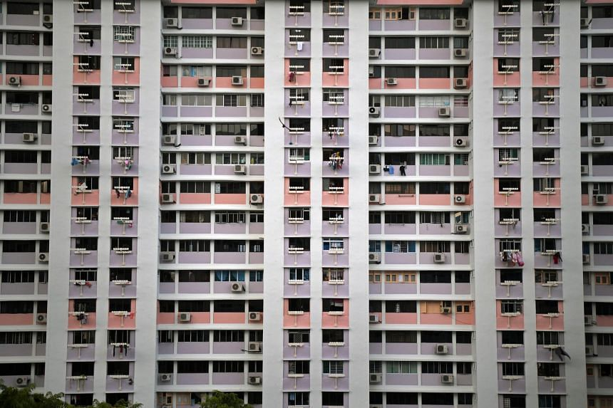 HDB is committed to improving the quality of our housing estates.