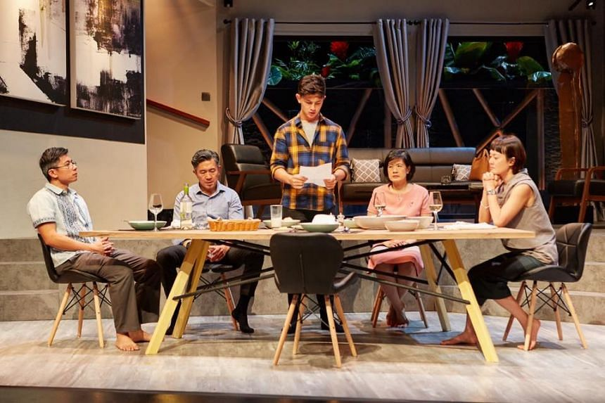 Pangdemonium has displayed a real knack for staging handsome productions with socially relevant themes that resonate with audiences.
