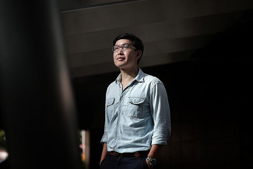 Mr Andrew Yeo was valedictorian at the Singapore Institute of Management. He then earned a master's degree in social policy and planning from the London School of Economics and Political Science, but still did not get a response for many of the gover