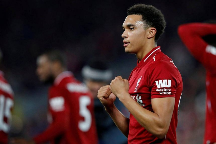 Old Trafford staged what Liverpool defender Trent Alexander-Arnold describes as one of the hardest moments of his career last March.