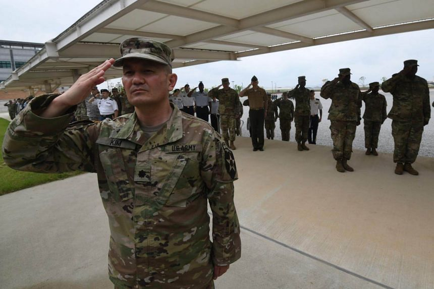 Any bid to remove American troops from South Korea would face strong pushback from the US Congress and Japan, whose conservative government is deeply wary of North Korea's intentions.
