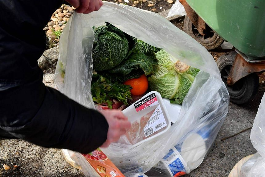 Every year, 1.4 billion tonnes of food - a third of global production - ends up in landfills.