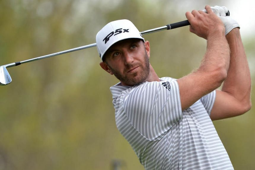 Dustin Johnson carded five-under 66 to remain on course for a second win in three years at the World Golf Championships event, and the 20th victory of his PGA Tour career.