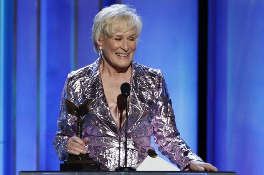 Glenn Close won Best Actress at the Independent Spirit Awards for her role in The Wife, a portrayal which is also up for a Best Actress Oscar.