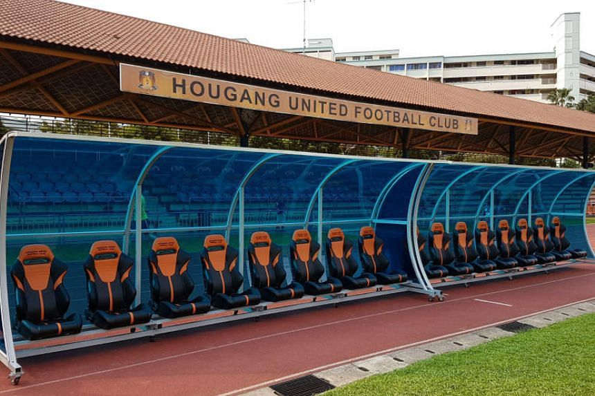 Hougang United said the police report was made on the day of the incident in December 2018 and the Football Association of Singapore has been notified.