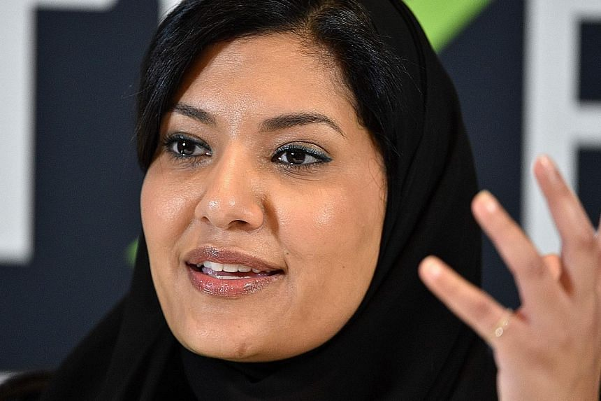 Princess Reema bint Bandar bin Sultan's appointment appears to be aimed at turning a new page in ties with the United States.