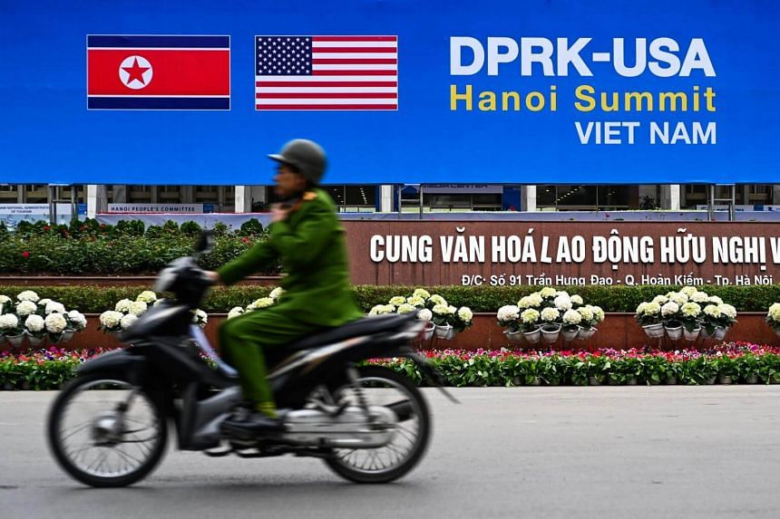 American officials say their priorities going into the second summit on Feb 27-28 have been establishing some basics, including, crucially, developing a shared definition of denuclearisation with the North Koreans.