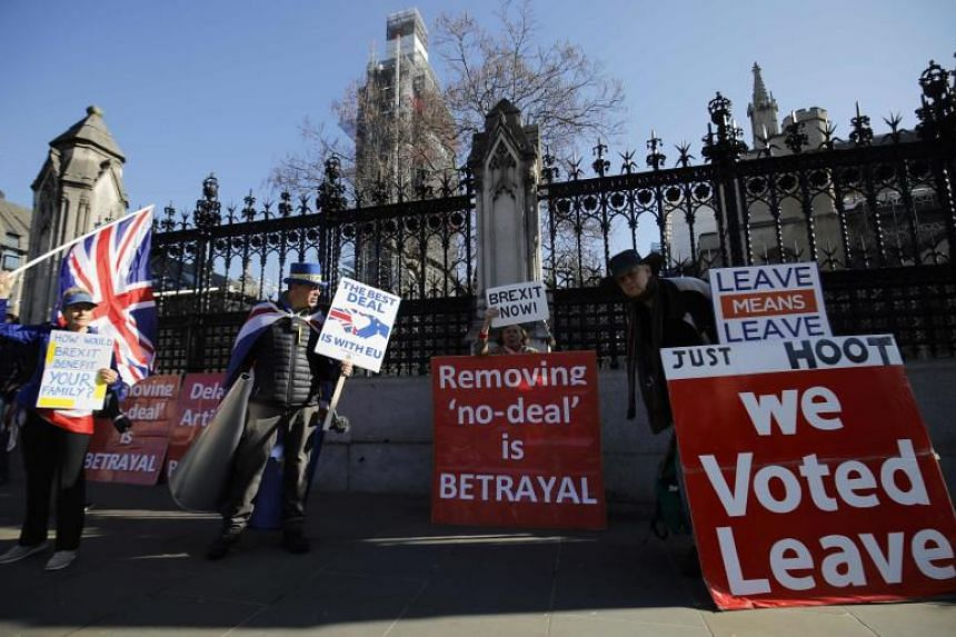 With just a month to go before Britain is due to leave the European Union, London has been trying to strike agreements with trade partners around the world to replicate the terms it now has as a member of the bloc.