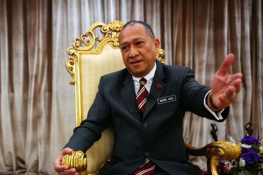Malaysia's former tourism minister Nazri Aziz, who is also Barisan Nasional's secretary-general, said a police report was lodged after a video of his speech, where he appeared to call for the abolition of vernacular schools, went viral.