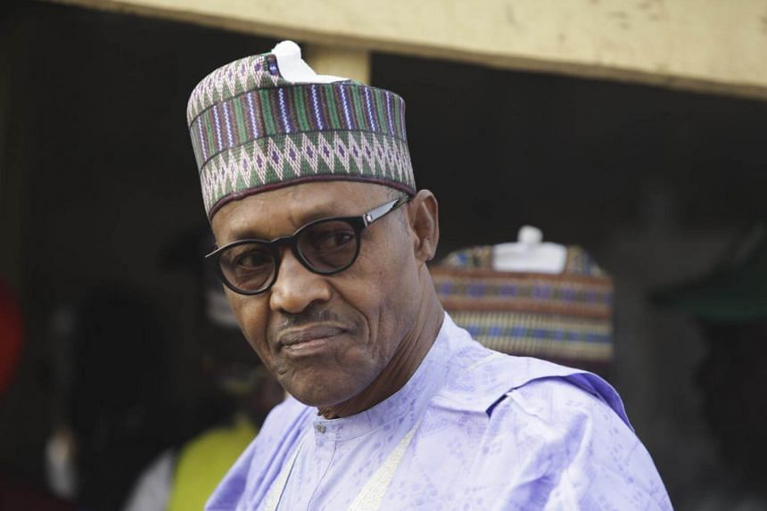 After results from 11 of Nigeria's 36 states and the Federal Capital Territory, Nigerian President Muhammadu Buhari led by a 51 per cent to 46 per cent margin.