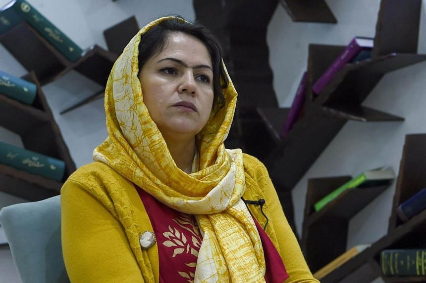 Ms Fawzia Koofi was one of just two Afghan women invited to a grand hotel in Moscow earlier this month for informal meetings with the Taleban.
