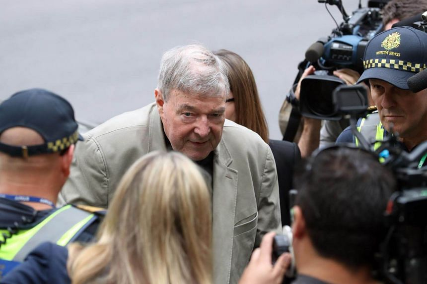 Cardinal George Pell's sentencing is expected in the first week of March.