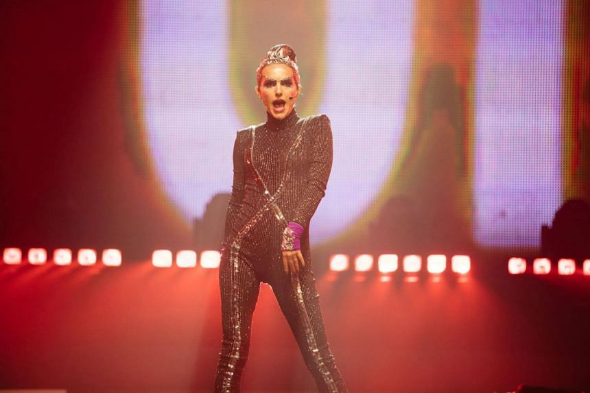 Vox Lux aims to be a musical, a satire, a piece of provocation about gun violence, a commentary about the corrupting effects of fame on artists who just want to make real art.