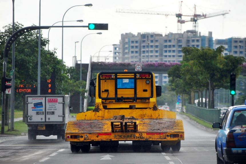 The devices have no significant advantages over the speed limiters currently required by law to be installed in heavy vehicles, said Senior Parliamentary Secretary for Home Affairs Amrin Amin.