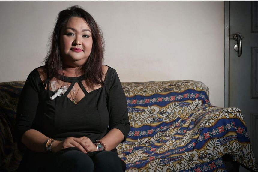 Ms Noor Azlin Abdul Rahman, 39, is now fighting Stage IV cancer that has progressed to her brain.