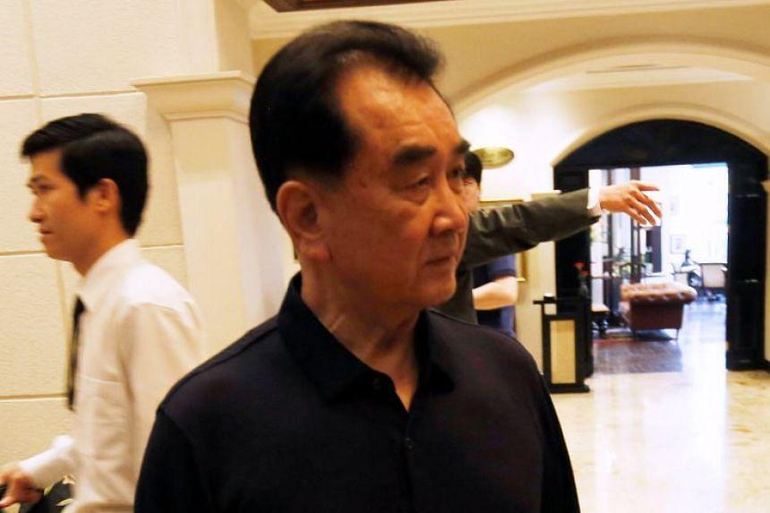 Mr Kim Chang Son