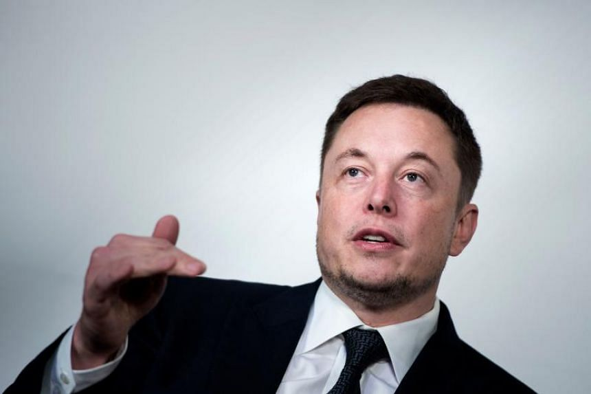 Mr Elon Musk was required to get Tesla approval for social media posts and other writings that could be material to investors. But he breached that with a Feb 19 tweet that said Tesla would make about half a million cars in 2019.