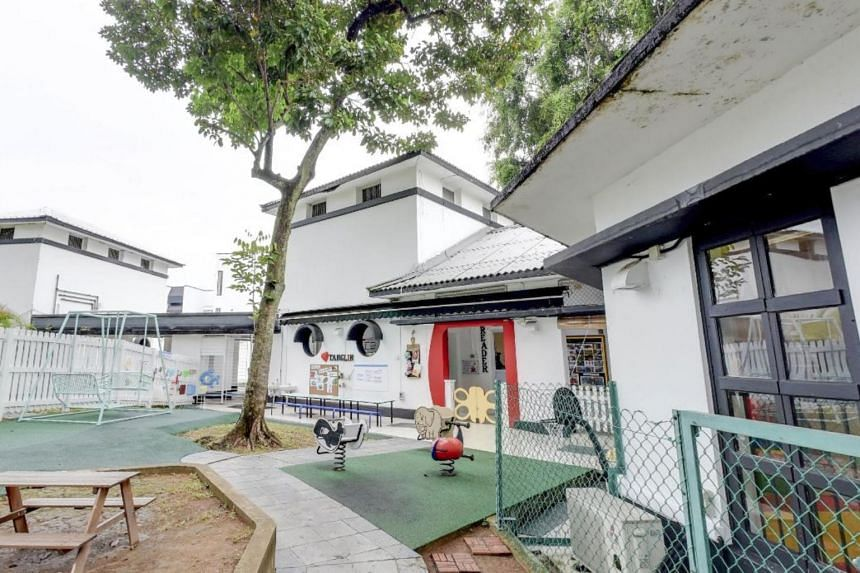 A joint inspection of the premises of MindChamps PreSchool@Tanglin was conducted on Feb 25, 2019.