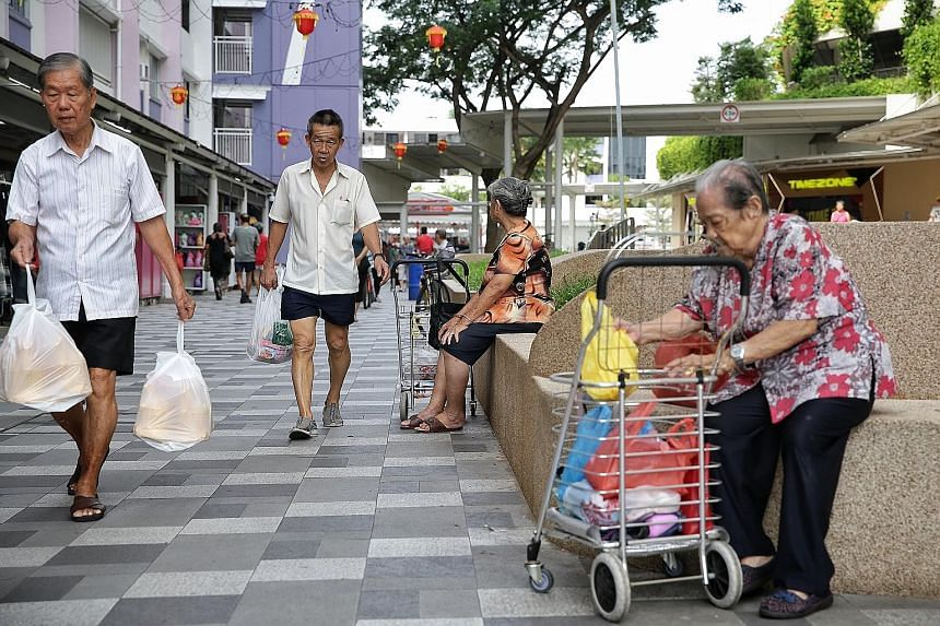 Calling for a permanent healthcare package for senior citizens from age 60, Workers' Party chief Pritam Singh said this basic level of medical benefits would ease their out-of-pocket expenses and help them cope with living costs.