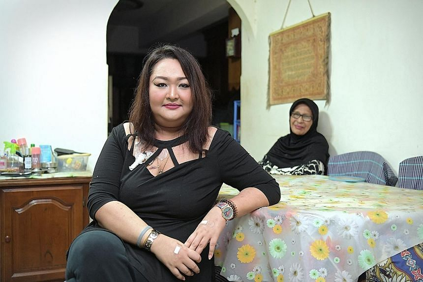 Ms Noor Azlin Abdul Rahman, 39, is fighting Stage IV cancer that has progressed to her brain. The Court of Appeal yesterday found both Changi General Hospital and a respiratory specialist negligent in the care given.