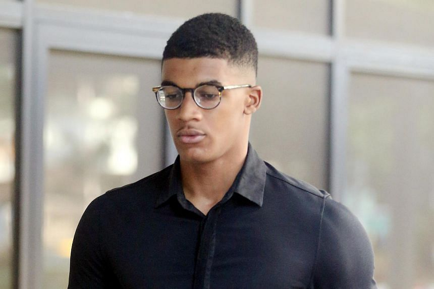Briton Coker Gyles Akinkumni Jagdeesh, 21, better known as Gyles Coker, pleaded guilty in January to a molestation charge.