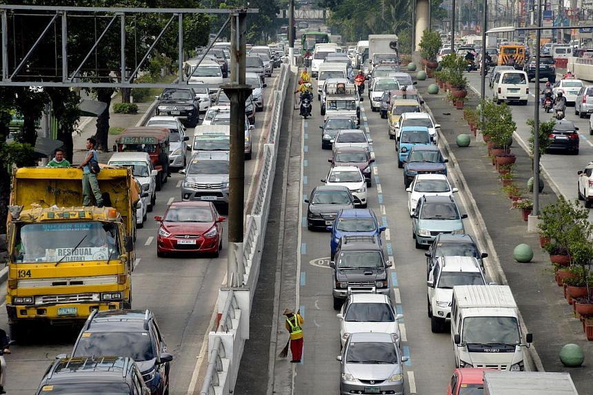 Metro Manila, a sprawl of 16 cities fused together by outdated infrastructure, is creaking under the weight of millions of vehicles.