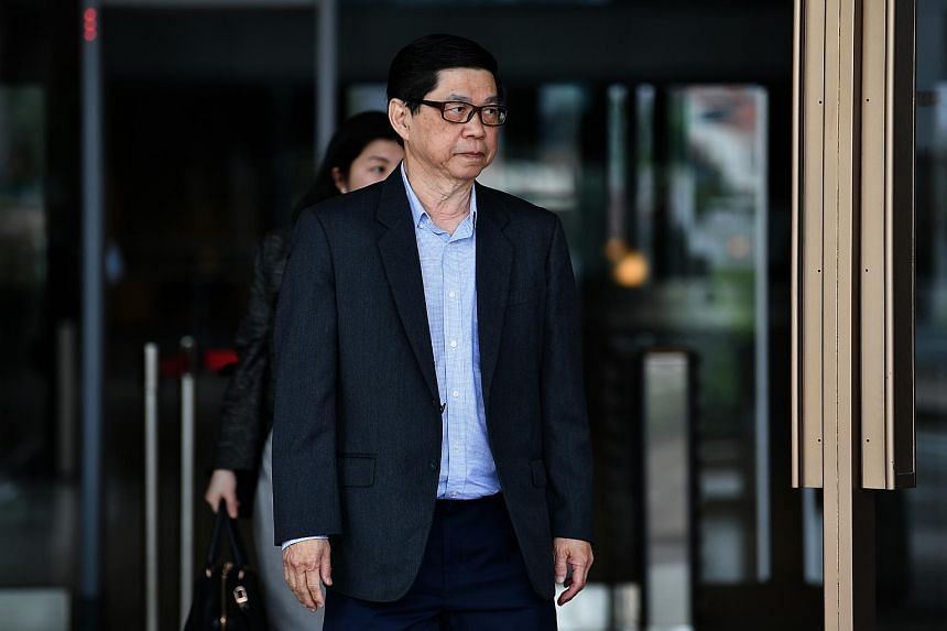 General practitioner Wee Teong Boo was also ordered to pay compensation of $1,200 for therapy sessions to help the victim cope with the psychological effects of the sexual abuse.