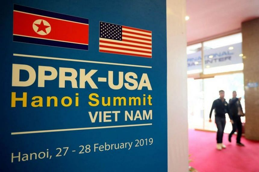 US President Donald Trump and North Korean leader Kim Jong Un are set to meet at least five times during the summit in Hanoi.