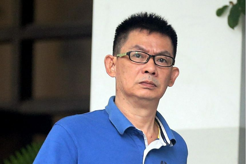Lim Kim Swee, 52, was fined $2,000 on Feb 27, 2019, after pleading guilty to causing hurt to a woman by riding his e-scooter in a negligent manner.