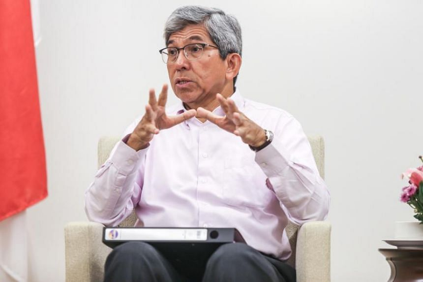Although 1819 is marked as a turning point in Singapore's history, it has also given rise to myths and misperceptions that damage communities here, said former minister Yaacob Ibrahim.