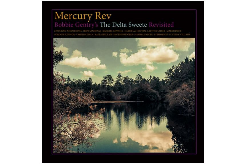 Bobbie Gentry's The Delta Sweete Revisited is indie/psychedelic rock stalwarts Mercury Rev's ninth album.