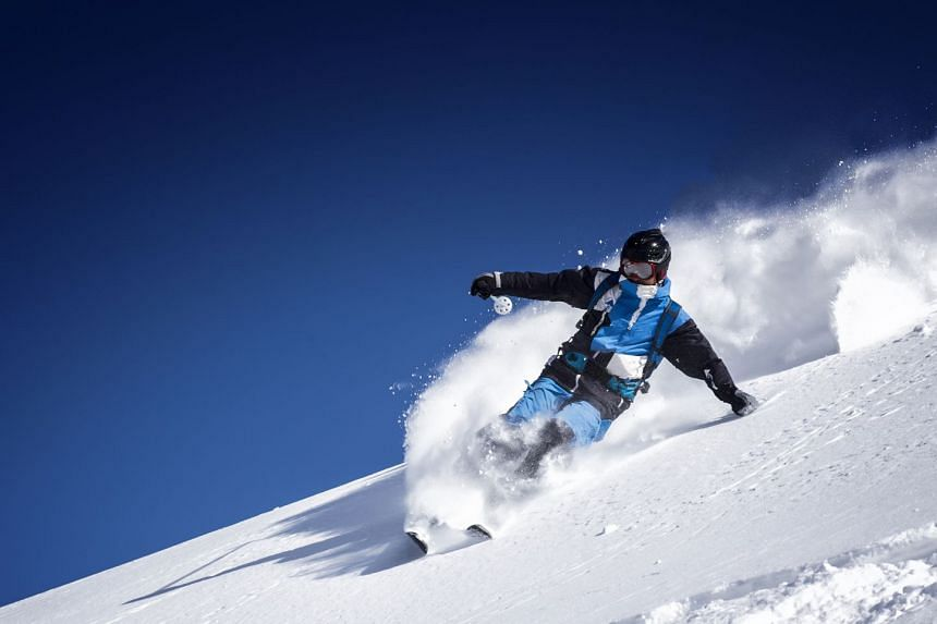 Skiing in the middle of summer? It's definitely possible — you just need to know where to go. PHOTO: ISTOCK