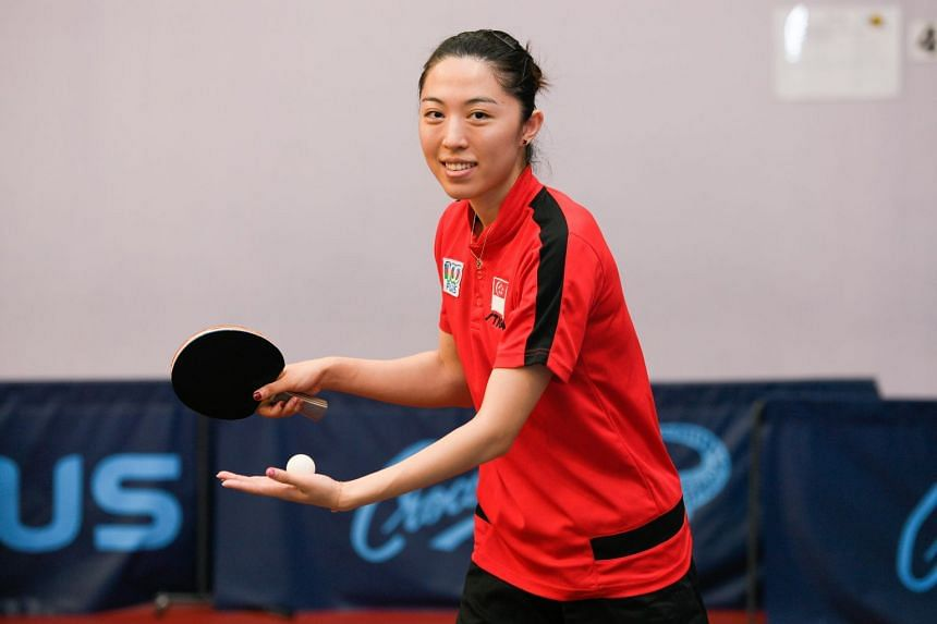 Asian Games joint-bronze medallist Yu Mengyu was named the Singapore Table Tennis Association's player of the year for 2018 at its annual awards night on Feb 27, 2019.