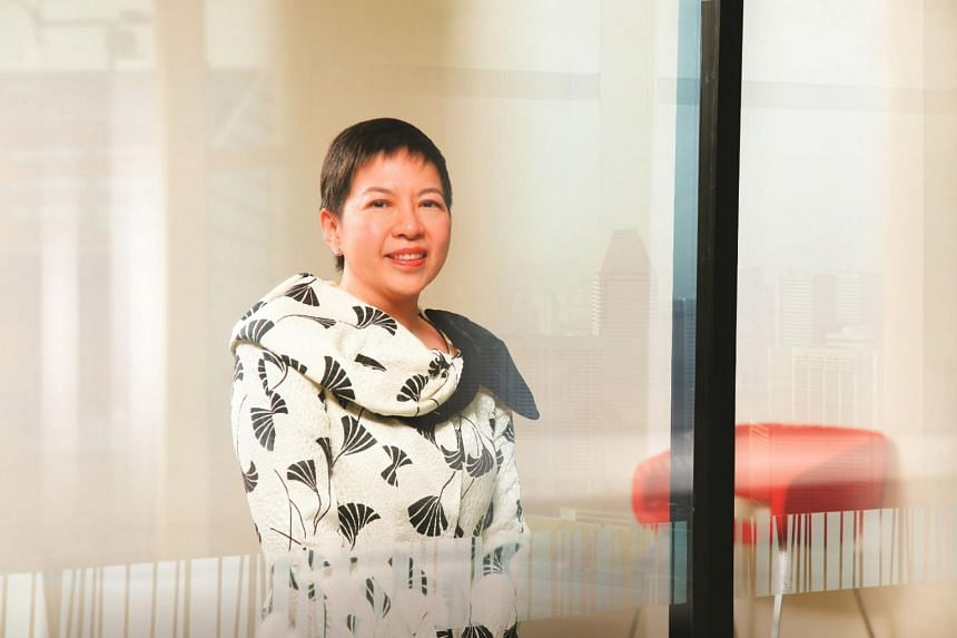 Jeanette Wong served as DBS Group's chief financial officer between 2003 and 2008.