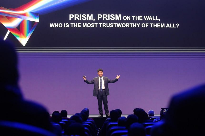 During a keynote session at MWC Barcelona, Huawei's rotating Chairman Guo Ping delivered what might have been his boldest defence yet to US accusations that the Shenzhen-based company's products could be used for espionage.