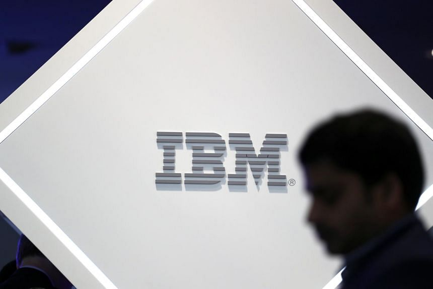 """IBM spokesman Ed Barbini said the company's recruiting websites """"temporarily and inappropriately"""" solicited information on job applicants' ethnicity."""