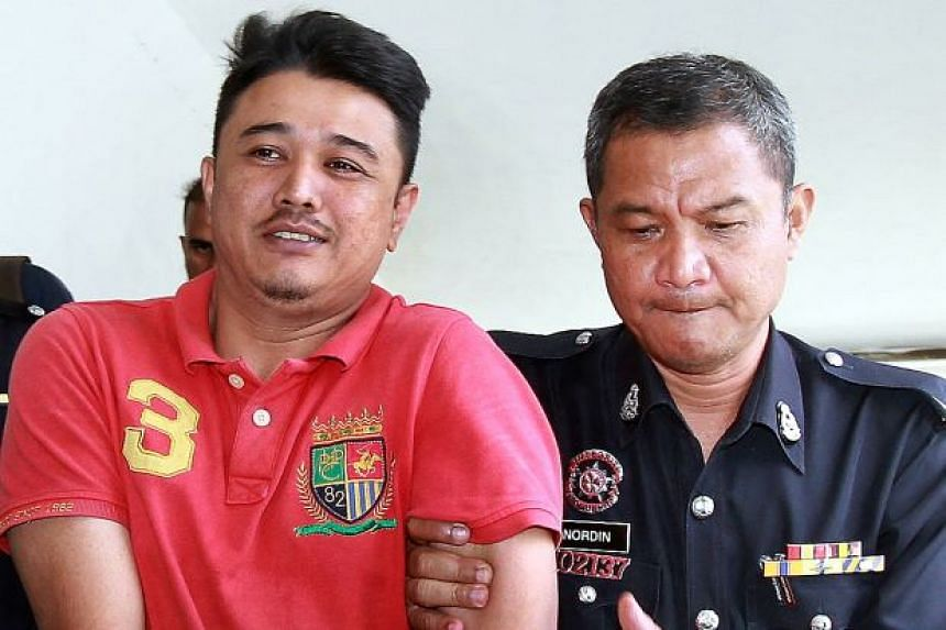Helmee Othman was charged under Section 295 of the Penal Code for desecrating a place of worship.