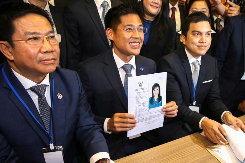 Thai Raksa Chart Party nominated Princess Ubolratana Rajakanya for the post of prime minister on Feb 8, 2019, creating an uproar in a country which regards the royal family as above politics.