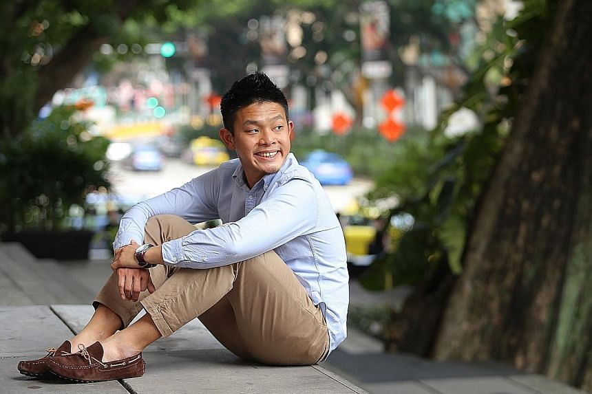 Mr David Hoe's poor PSLE results put him in the Normal (Technical) stream, but he later became one of the top N-level scorers. When he was not allowed to take his O levels, he wrote to the then Education Minister, who intervened. Mr Hoe then took his
