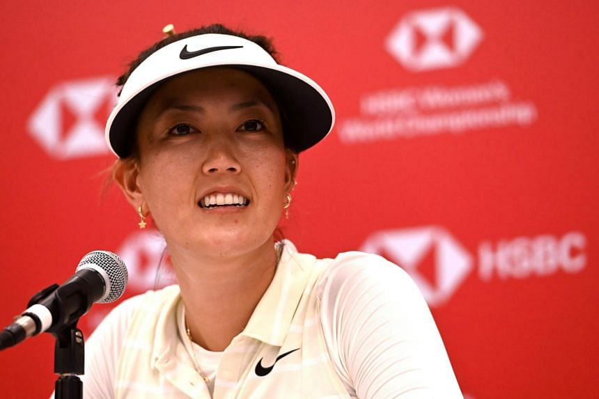 Defending champion Michelle Wie had just returned to action following a wrist surgery in October 2018 to repair a small fracture, bone spurs and a pinched nerve.