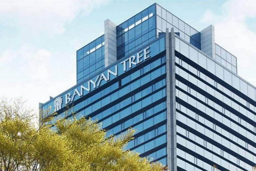 Banyan Tree Holdings is declaring a final cash dividend of 1.05 cent per share for the year.
