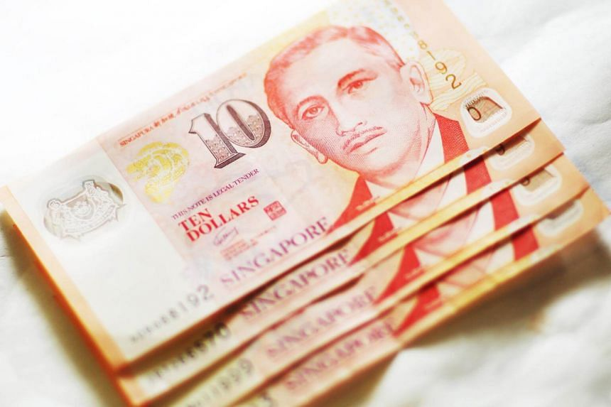 About 41 per cent of fluctuations in the Singapore dollar in the past two years could be explained by changes in the offshore yuan, higher than 26 per cent for Taiwan and 22 per cent for the Australian dollar.