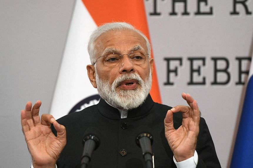 """In the face of their objective, every Indian should stand as a wall, as a rock,"" said Prime Minister Narendra Modi."